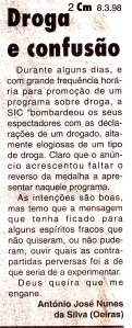 0063 a droga -CM 8-3-1998