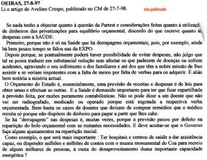 0079 saúde -a CM 27-8-1998