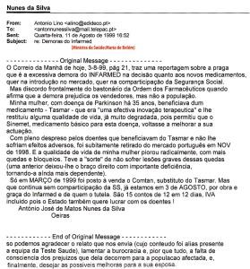 0208 medicamentos inovadores -DECO 11-8-1999