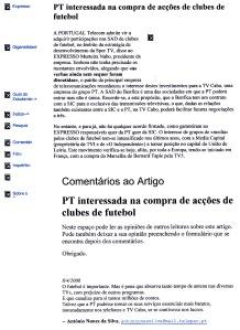0336 futebol e TV -Expr onl 8-4-2000