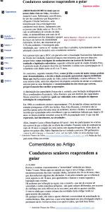 0341 repúdio a considerar os condutores sénios os bodes da sinistralidade -Expr onl 16-4-2000