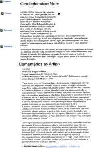 0363 o Metro e Terreiro do Paço -Expr onl 11-6-2000