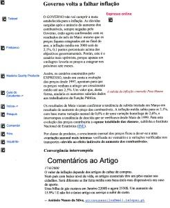 0366 Inflacção -Expr onl 17-6-2000