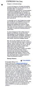 0434 legalização do consumo da droga -Expr onl 24-11-2000