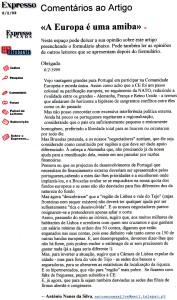 0119 União Europeia -Exp onl 6-2-1999