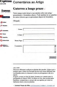 0126 promessas de Guterres -Exp onl 20-2-1999