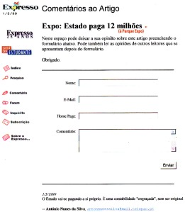 0159 Contabilidade do Estado -Exp onl 1-5-1999