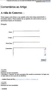 0168 Guterres -Exp onl 15-5-1999