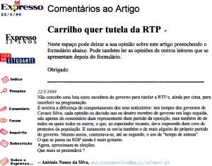 0171 RTP-eleições Expr onl 22-5-19999