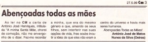 0174 Dia da Mãe  -CM 27-5-1999 - Copy
