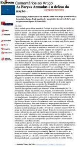 0204 As Forças Armadas e a Defesa da Nação -Exp onl 1-8-1999
