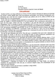 0210 Vencimentos dos militares -minha carta a CM 15-8-1999