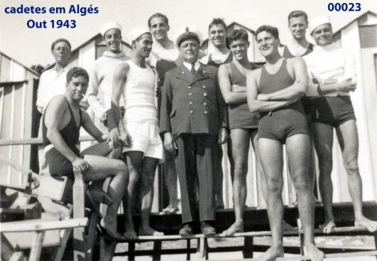00026 cadetes de folga em Algés