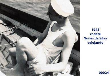00027 43 cadete Nunes da Silva velejando