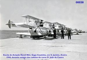 00042 944 hidros da Escola de Aviação Naval em S Jacinto