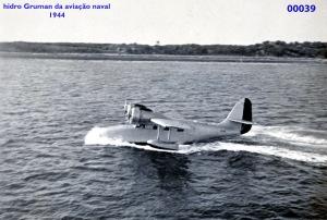 00043 944-08 hidroavião Gruman da aviação naval