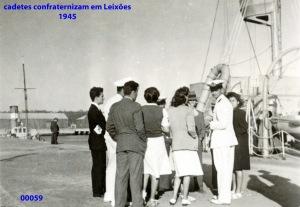 00066 945 cadetes confraternizam em Leixões