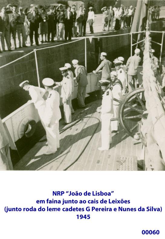 00067 945 João de Lisboa junto cais de Leixões