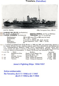 00114 946-11-04 Patrulha Terceira -Jane's Fighting Ships 1956-57