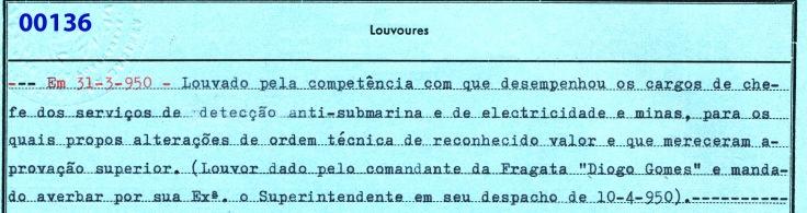 00183 950-03-31 Louvor do Comandante da Diogo Gomes