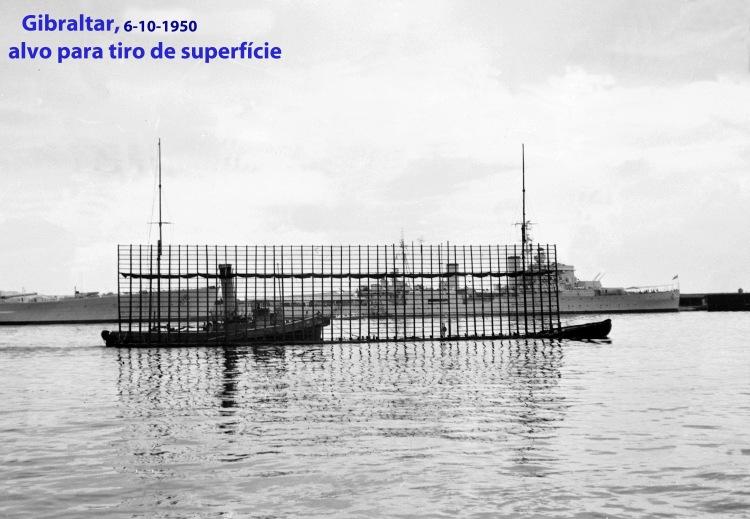 00204 950-10-06 alvo para exercíxio de tiro-Gibraltar