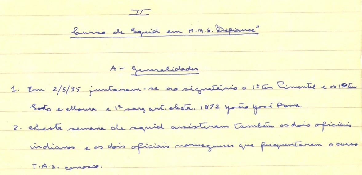 00288 955-05-02 extractos de relatório sobre o curso extra de Squid