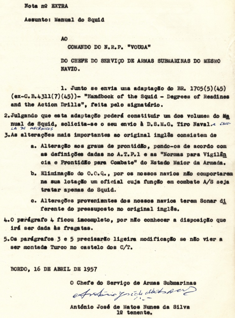 00317 957-04-16 elaborei e propus a adopção de um fascículo do manual do Squid
