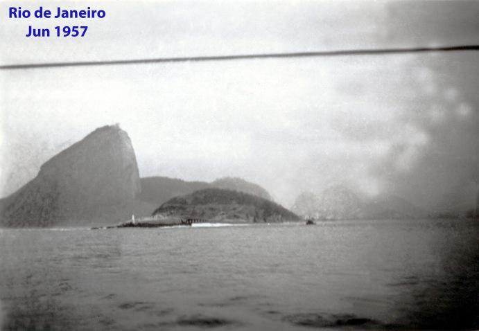 00324 957-06 Pão de Assúcar no Rio de Janeiro - Brasil