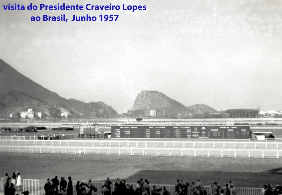 00327 957-06 visita de Craveiro Lopes ao Brasil