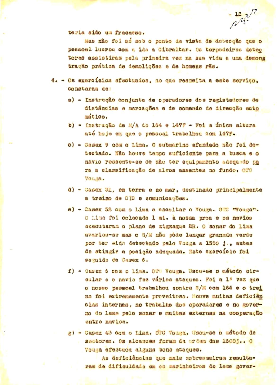 00349 57-10-21 cópia do Relatório do Chefe do Serviço de Armas Submarina do CT Vouga 1º Ten Nunes da Silva-12