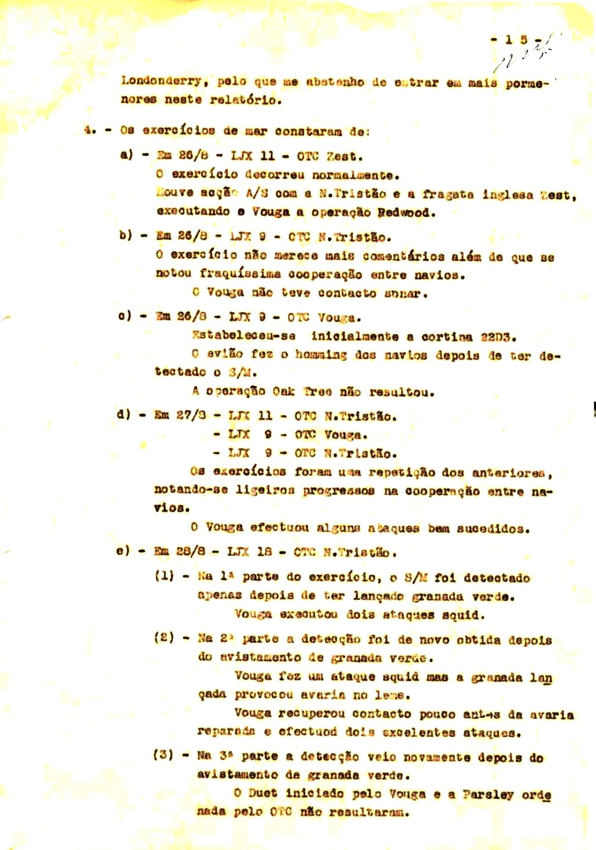 00352 57-10-21 cópia do Relatório do Chefe do Serviço de Armas Submarina do CT Vouga 1º Ten Nunes da Silva-15