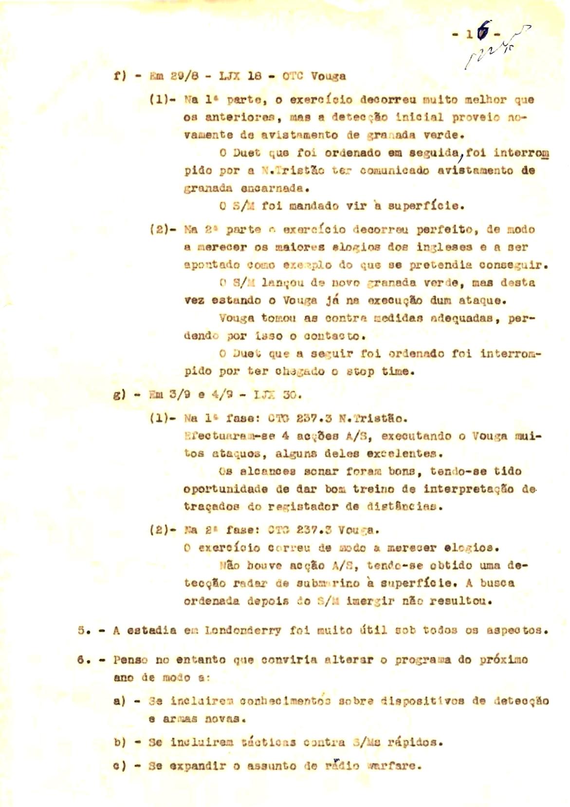 00353 57-10-21 cópia do Relatório do Chefe do Serviço de Armas Submarina do CT Vouga 1º Ten Nunes da Silva-16