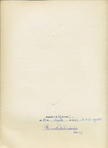 00403 960-08-23 Medalha Naval de prata Comemorativa do V Centenário da Morte do Infante D Henrique - Diploma -verso