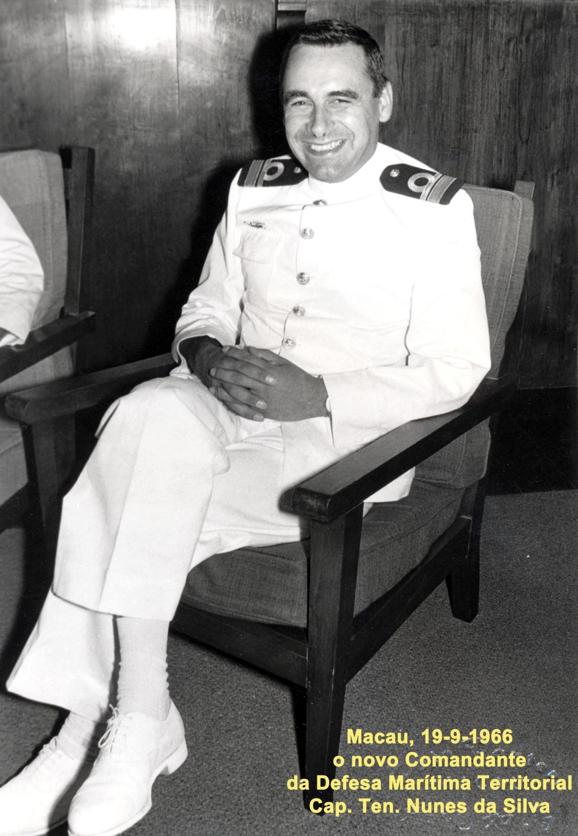 00463 966-09-19 o novo Comte da Defesa Marítima Territorial de Macau
