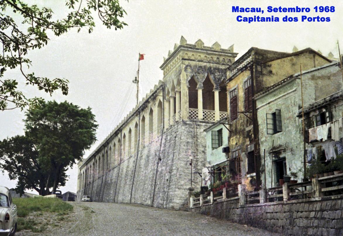 00464 968-09 Capitania dos Portos de Macau e sede da Defesa Marítima