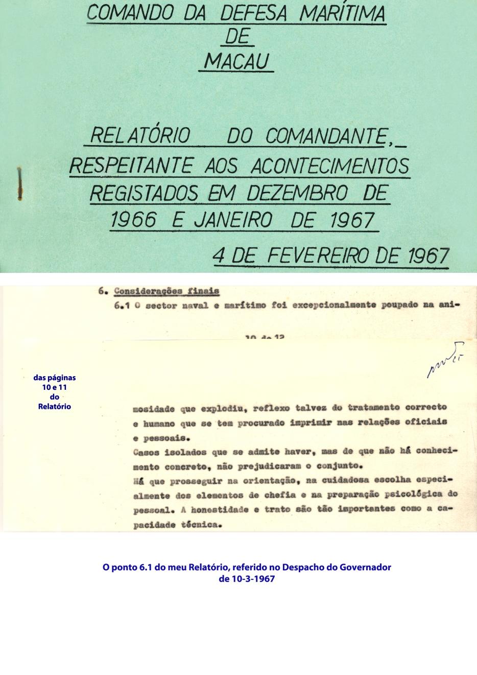 00494 967-02-04 Extractos do meu Relatório sobre os acontecomentos de 66-67