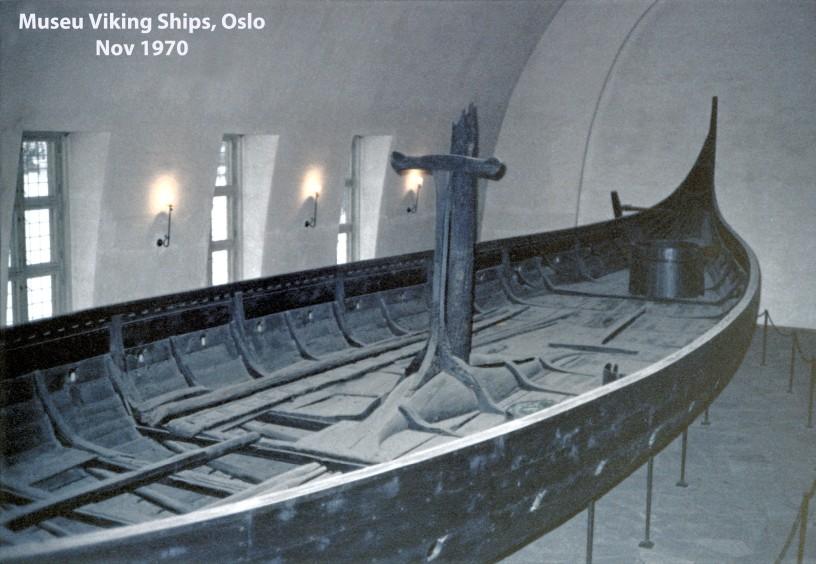 00551 970-11 Museu Viking Ships em Oslo
