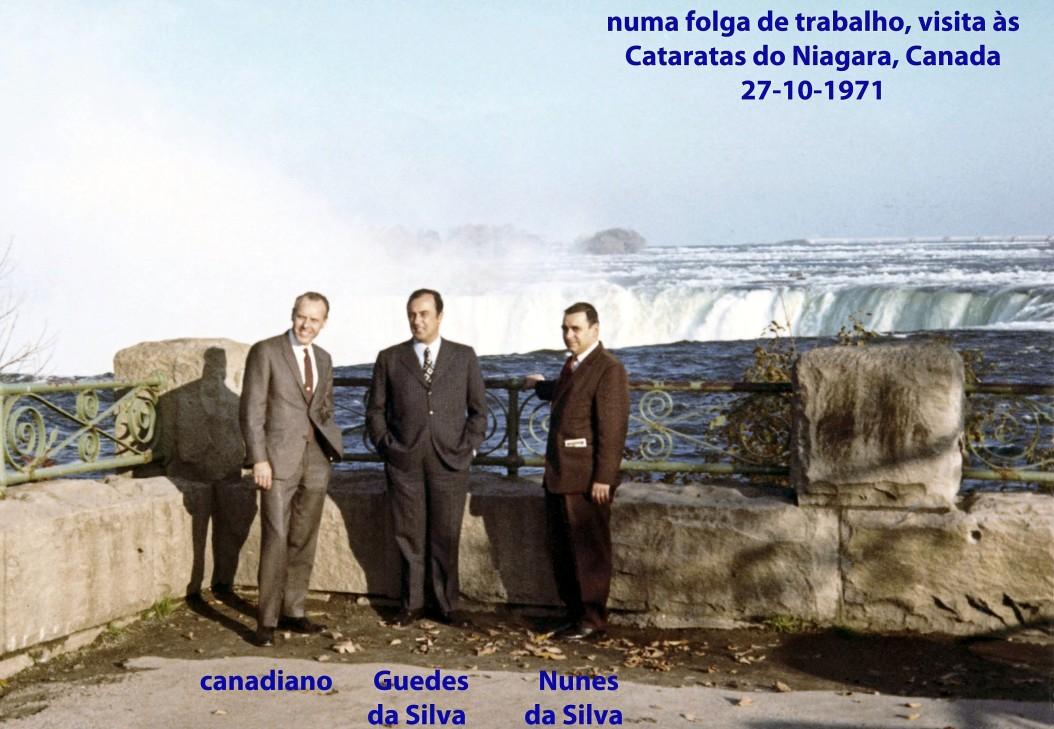00584 971-10-27 visitando as Cataratas de Niagara no Canada