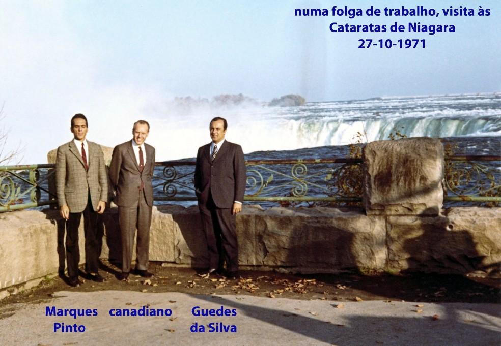 00585 971-10-27 visitando as Cataratas de Niagara no Canada