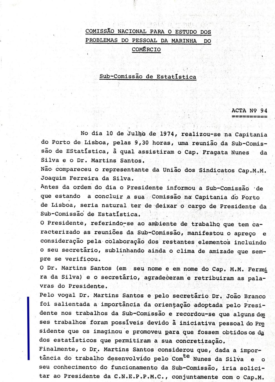 00647 974-07-10 membros e secretário da Sub Comissão de Estatística elogiam trabalho do seu Presidente e m_20101113235512319