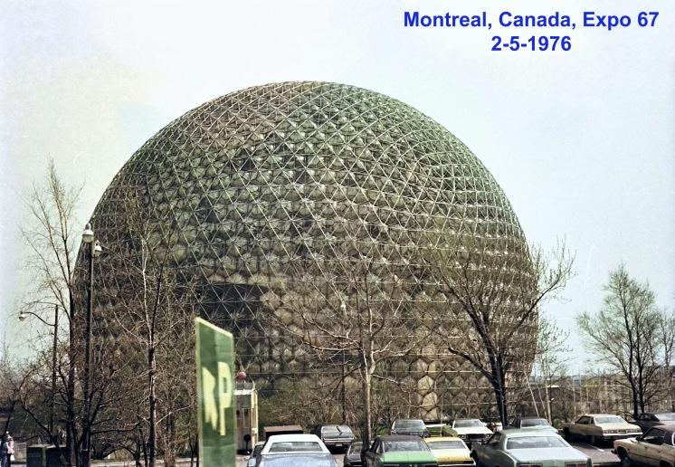 00696 976-05-02 infraestrutura da EXPO 67 em Montreal Canada