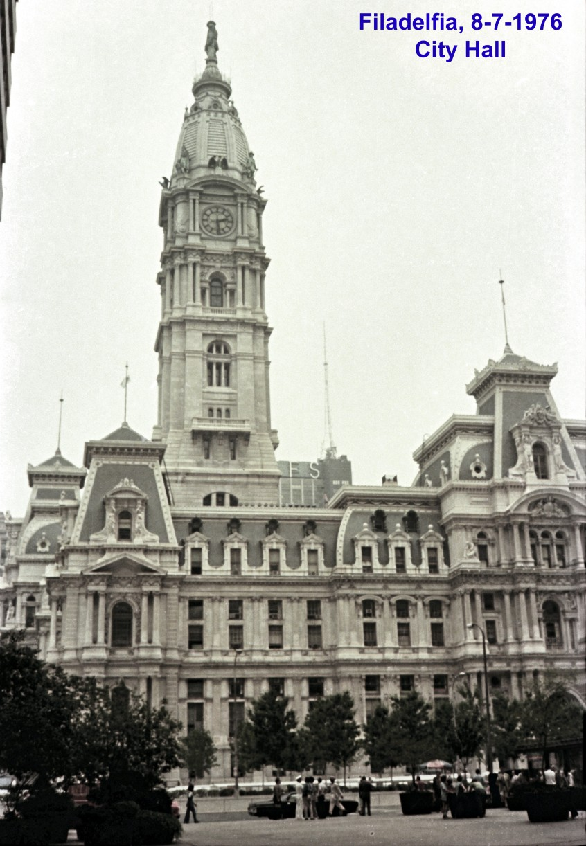 00733 976-07-08 Filadelfia - City Hal