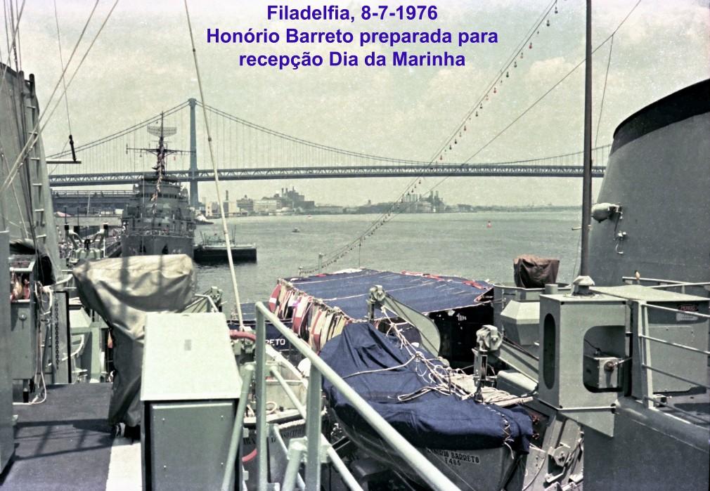 00735 976-07-08 Honório Barreto preparada para recepção do Dia da Marinha