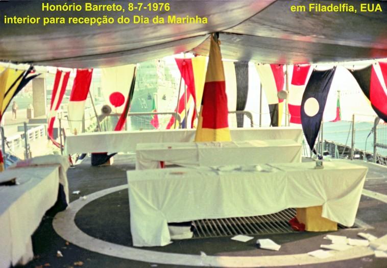 00736 976-07-08 Honório Barreto preparada para recepção do Dia da Marinha