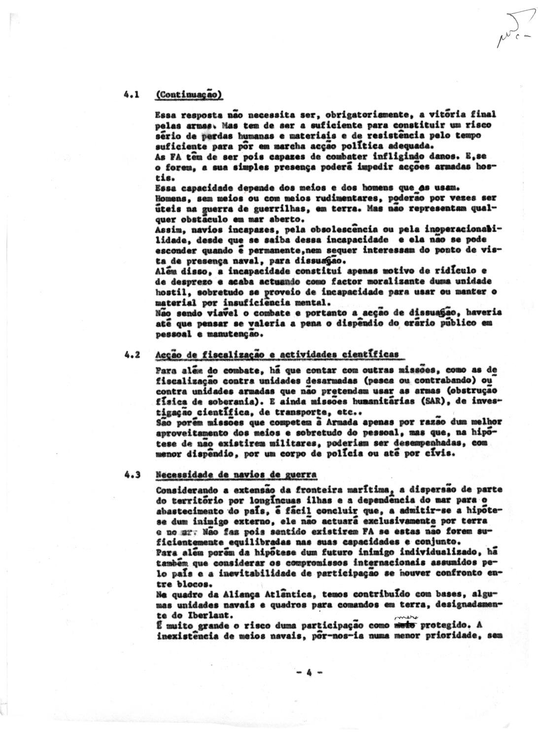 00856 977-09-14 Meu artigo Porquê Novas Fragatas publicado nos Anais do Clube Militar Naval e na Revista da Armada -pg 4 de 7