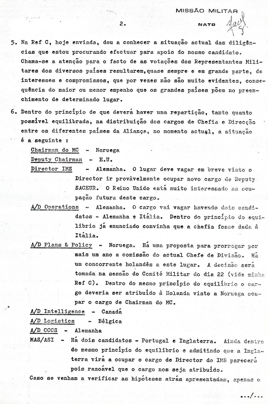 00864 977-09-15 CARGO na NATO - considerações de MILREP PO quanto à candidatura do Alm Nunes da Silva-pg 2