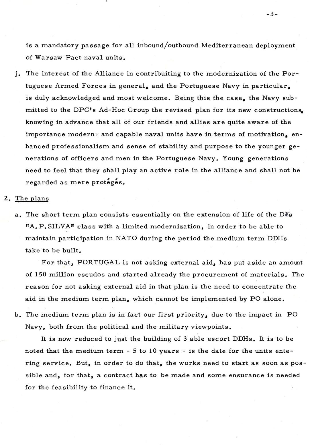 00874 977-12-12 Briefing do CAlm Nunes da Silva ao Sub Secretário da Defesa dos EUA Mr Sienna sobre o meu plano naval -pg 3