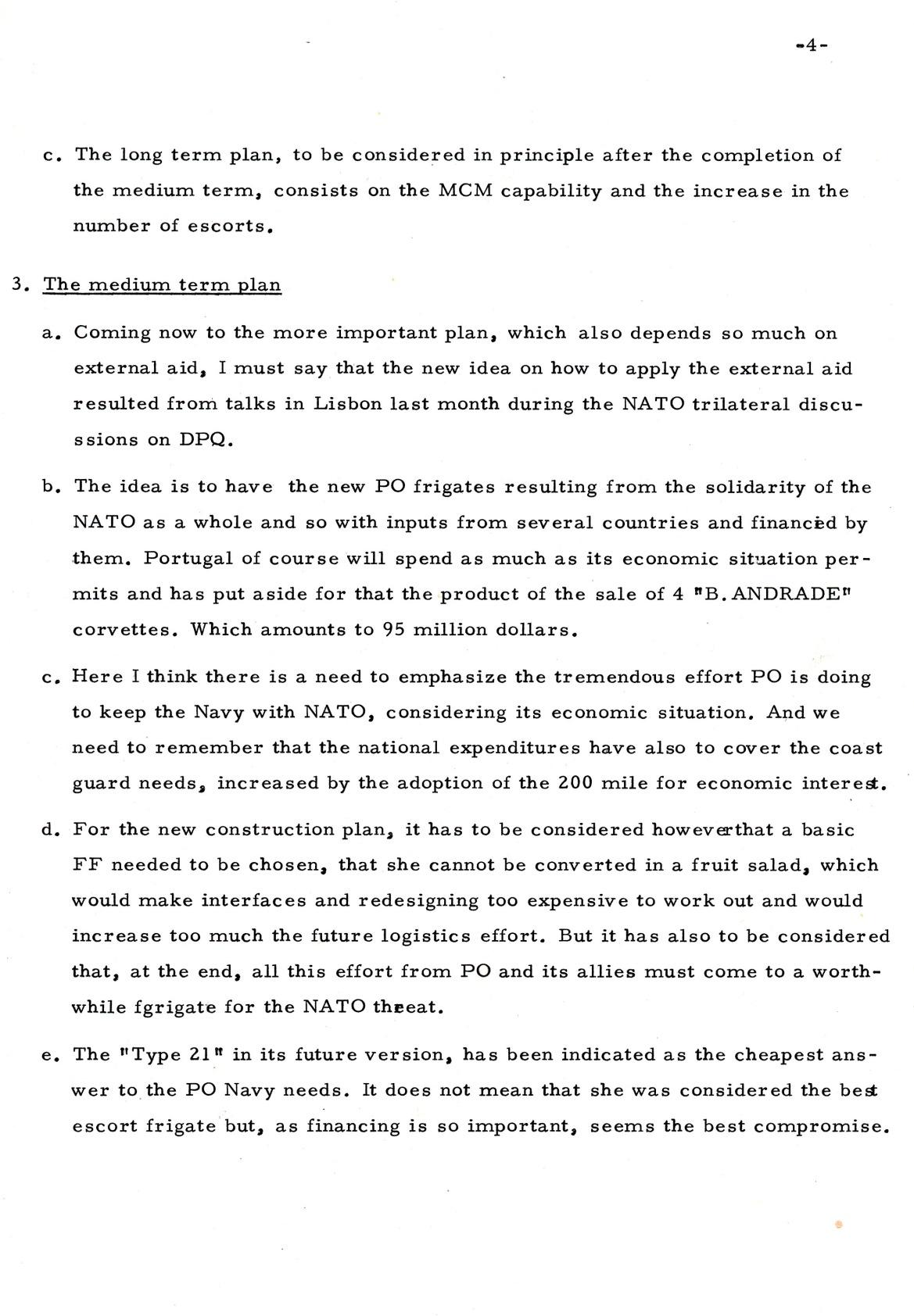 00875 977-12-12 Briefing do CAlm Nunes da Silva ao Sub Secretário da Defesa dos EUA Mr Sienna sobre o meu plano naval -pg 4