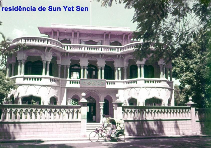 004 Residência de Sun Yet Sen