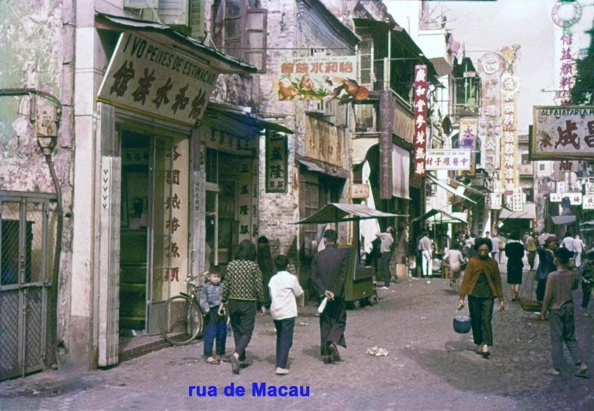 007 rua de Macau